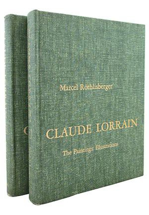 Claude Lorrain, The Paintings by Various artists
