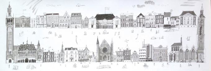 The Hague by Guus van Eck