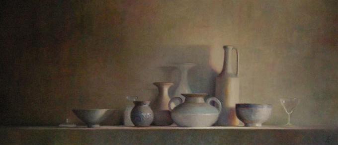 Verzameling by Anneke Elhorst