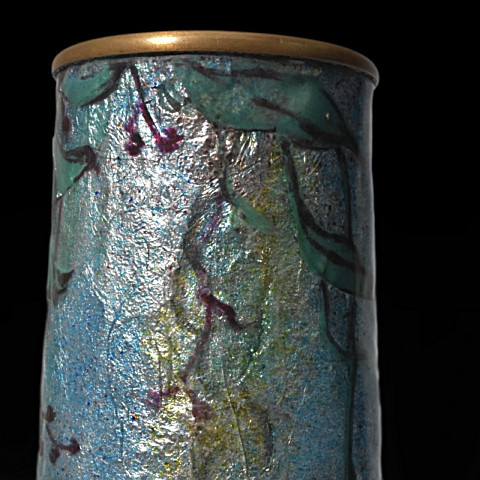 Beautiful vase from Camille Faure by Camille Fauré