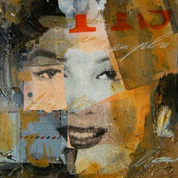 Judy Garland 1 by Claus Costa