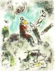 """Plate 4 (""""Celui qui dit les Choses sans rien dire"""")"""