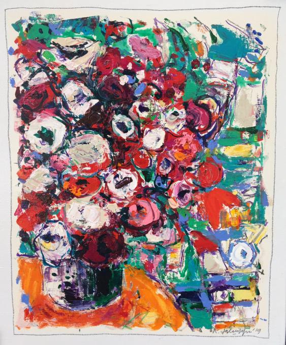 Flores de Febrero by Kees Salentijn