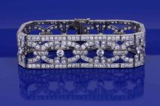 Bracelet Lacloche Art Deco
