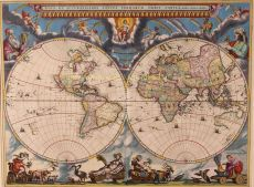 World  by  Joan Blaeu