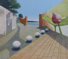 'Passing by' by Marcel van Hoef