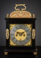 English Table Clock