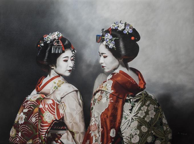 Kyoto by Brita Seifert