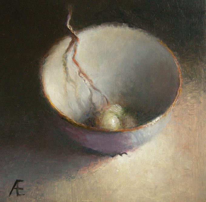Takje met druiven by Anneke Elhorst