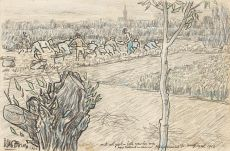 Workers on the field by Jan Toorop