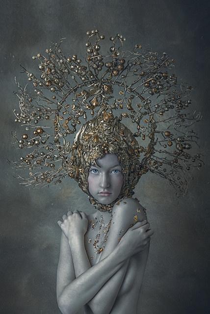 The Crown by Ewa Cwikla
