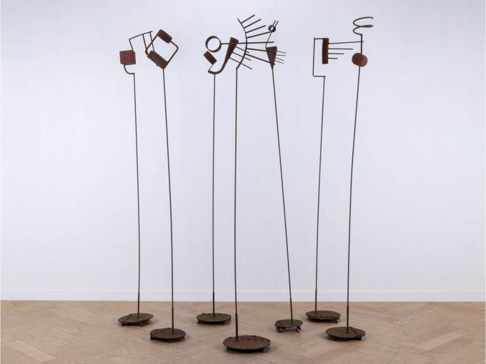 Signalen groep by Dirk Wauters
