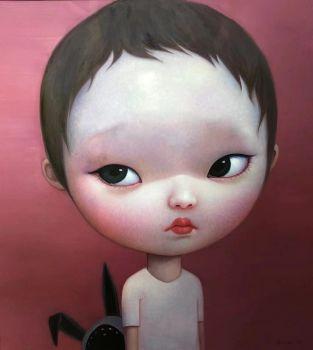 Beijing Girls by Zhang Xiang Ming