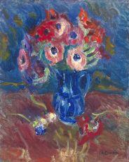 Bouquet de fleurs by Charles Camoin
