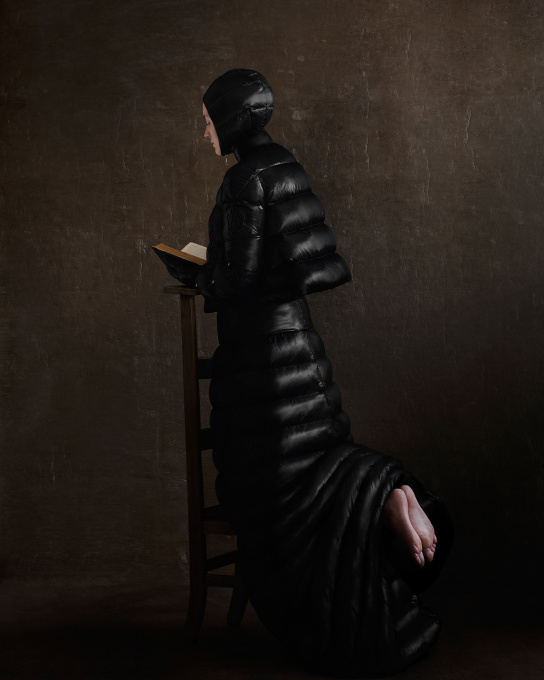 Valentino black by Suzanne Jongmans