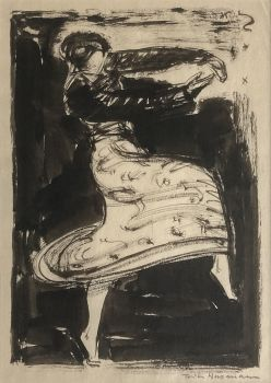 Mary Wigman by Fritz Husmann