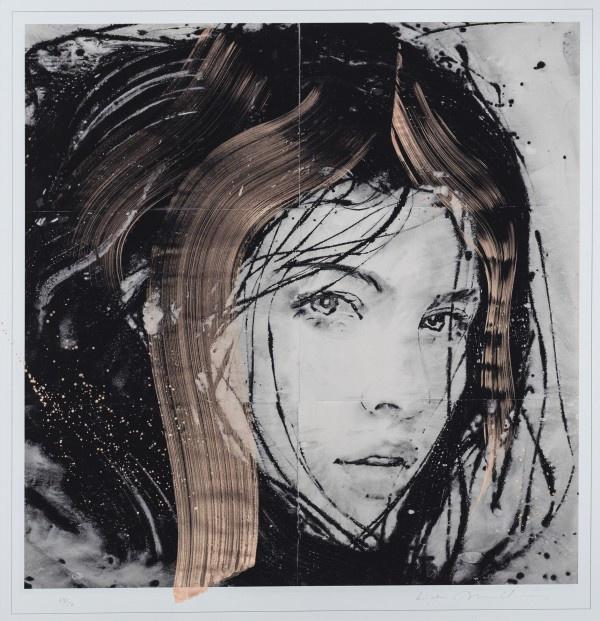 Zonder Titel (copper), knr 5458 by Lidia Masllorens