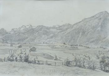Mountains by Willem Bastiaan Tholen