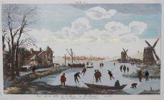 The Hague,  ijscolf  by  Louis Joseph Mondhare