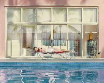 Pink Dreams #1 - Miami Shores by Dean West