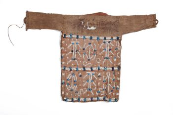 A NEW-GUINEA BARK-CLOTH DANCE APRON by Unknown Artist
