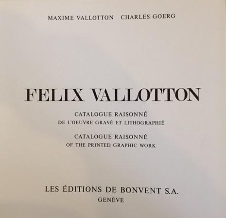 Felix Vallotton (1865-1925) by Felix Vallotton