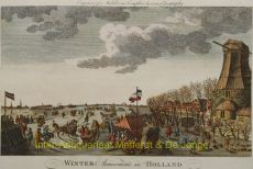 WINTER AMUSEMENTS IN HOLLAND by June, John