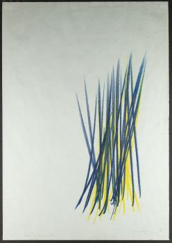 'Lines' by Hans Hartung