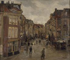 Wagenstraat, The Hague by Floris Arntzenius