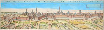 Gezicht op Antwerpen  by  Hugues Picart / Jean Boisseau