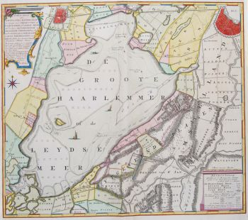 Haarlemmermeer  by  Melchior Bolstra