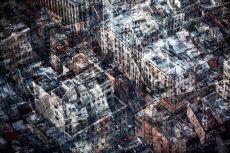 Mixed Streets in NYC by Jack Marijnissen