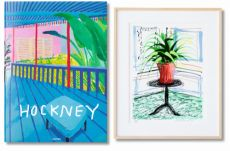 David Hockney. A bigger book. Art Edition C. No. 501-750.