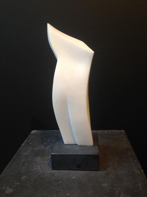 White Torso by Jan Pater