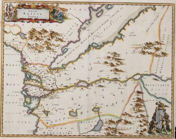 Egypt and the Gulf  by  Olfert Dapper