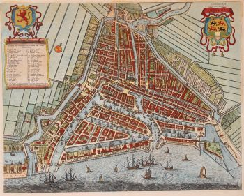Rotterdam  by Frederick de Wit