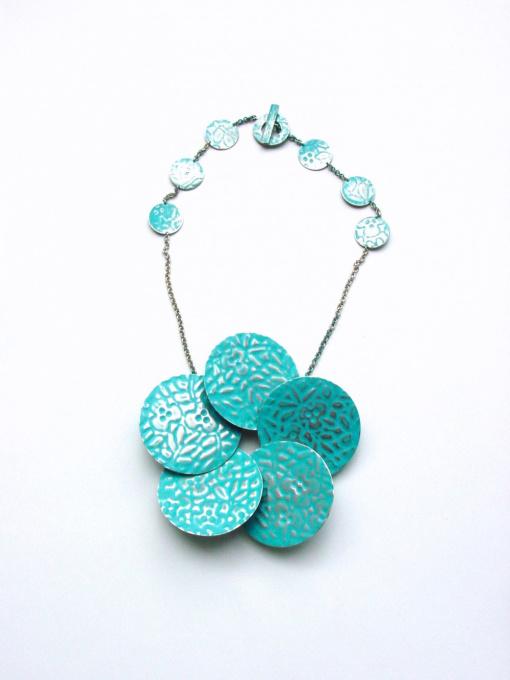 Necklace '09.07' by Daniel Kruger