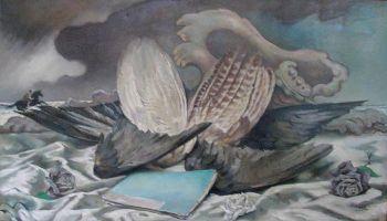 The Black Horseman by Willem van Leusden