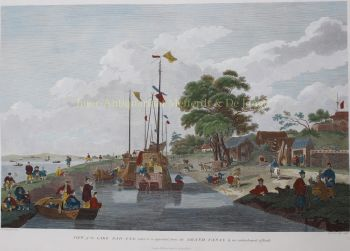 China, Grand Canal  after William Alexander by William Alexander