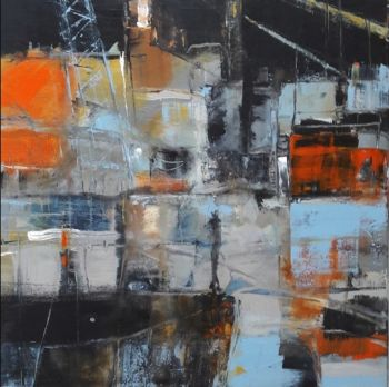 Harbour IV by Elies Auer