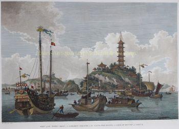 China, Yangtze river  after William Alexander by William Alexander