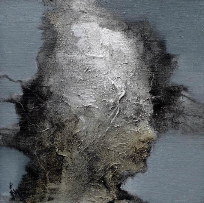 Frozen Memory by Liao Zhenwu