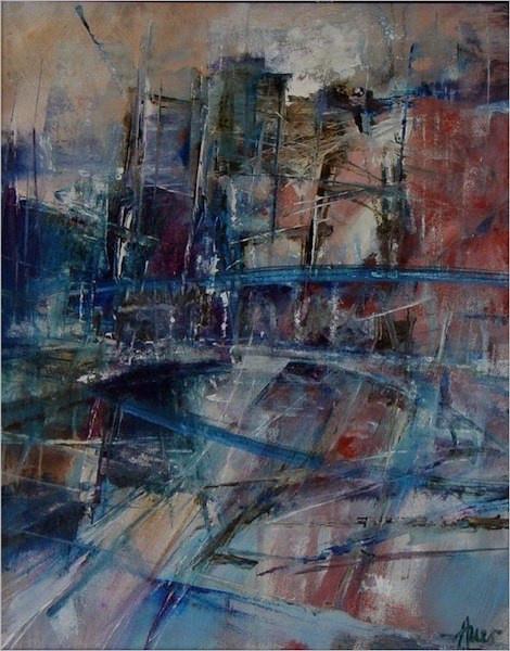 Daybreak by Elies Auer