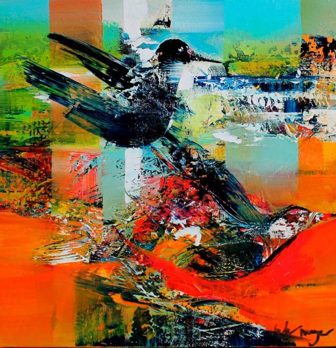 Vogels (Birds) by Peter Meijer