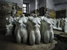 Romania Prison Dolls #2 by Jan Stel