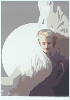 'White Dream No 9' by Shi Bao Fang