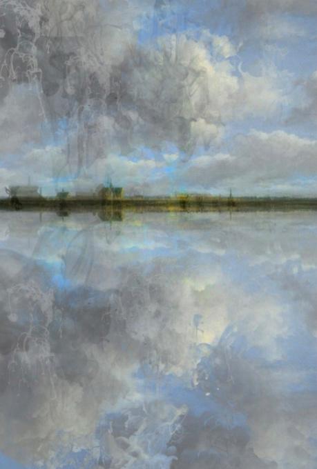 Wendingen - blauw (Turns - blue),  by Frank Vogt