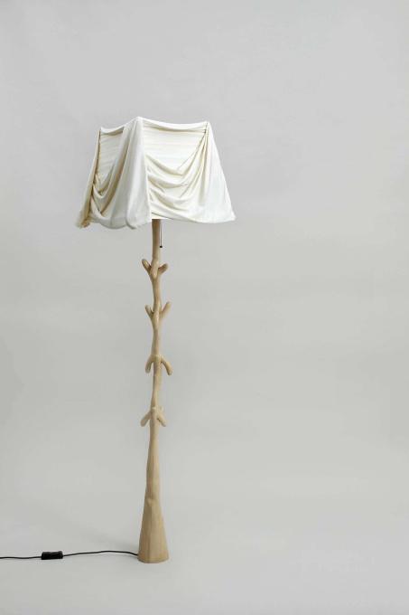 Muletas lamp - Sculpture by Salvador Dali