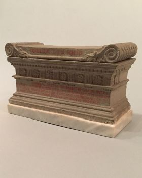 Scipio's tomb by Unknown Artist