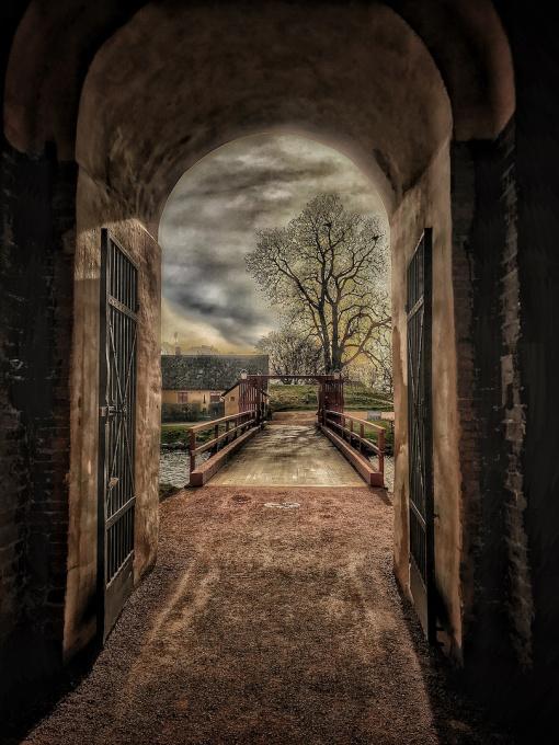 'Porten Citadellet' by Olle Ollson